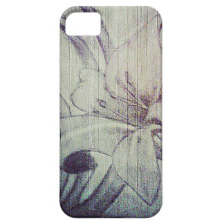 Be Flower be daring iPhone SE/5/5s Case