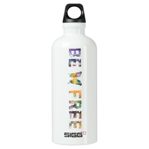 Be Free Butterfly SIGG Traveler 0.6L Water Bottle