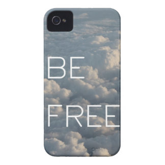 Be Free iPhone 4 Case