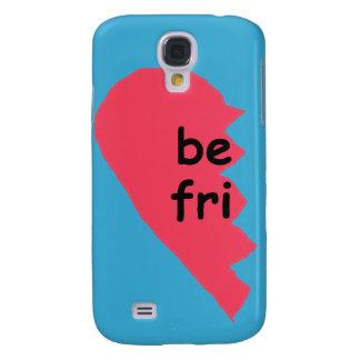 BE FRI Best Friends Half Galaxy S4 Case