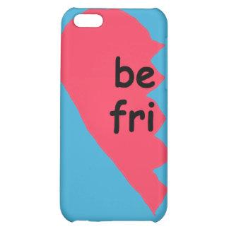 BE FRI Best Friends Half iPhone 5C Cases