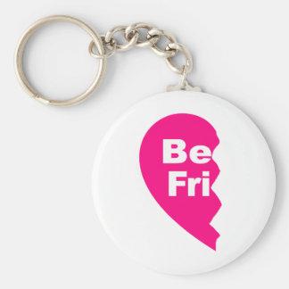 be fri key chain