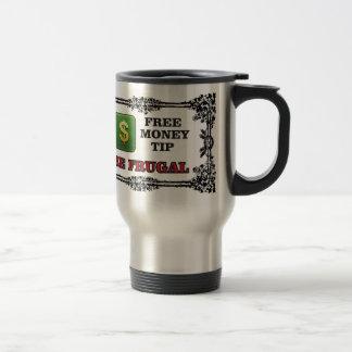 be frugal tip travel mug