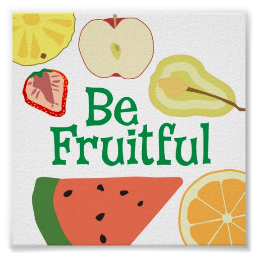 Healthy Food Poster Ideas