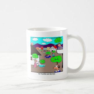 Be Fruitful & Multiply Funny Coffee Mug