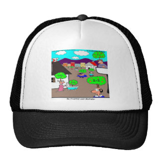 Be Fruitful & Multiply Funny Trucker Hat