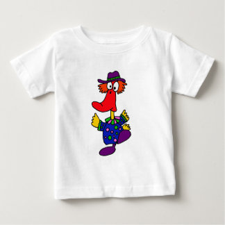 BE- Funny Duck Clown Design Baby T-Shirt