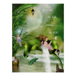 Be Good Be Safe Be You Poster