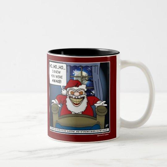 Be Good For Goodness Sake! Coffee Mug