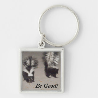 Be Good! Keychain