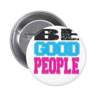 Be Good People Gifts Button