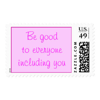 Be Good Postage