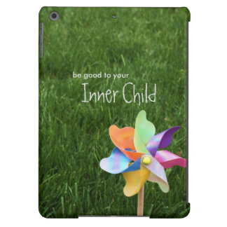 Be Good to your Inner Child Pinwheel Case Cover For iPad Air