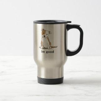Be Good Travel Mug