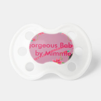 Be Gorgeous Styles bY Mimmie Pacifier