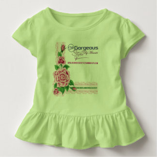 Be Gorgeous Styles By Mimmie Toddler T-shirt