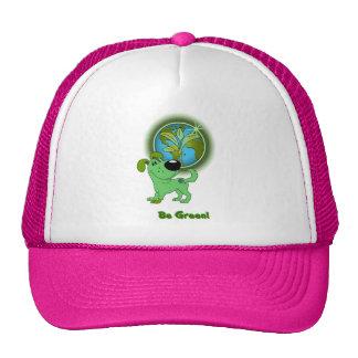 Be Green! - Leaf Trucker Hat