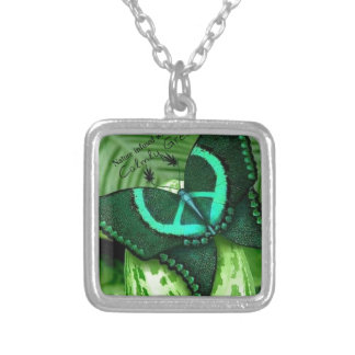 Be Green Necklaces