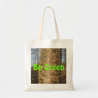 Be Green Tote