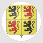 be Hainaut, Belgium Sticker