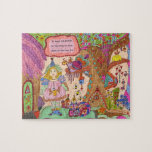Be Happy And Grateful Fairy Puzzle