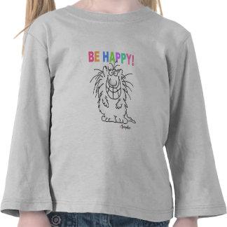 BE HAPPY Boynton Shirts