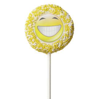 Be Happy Chocolate Dipped Oreo Pop