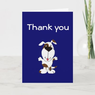 Happy Thank You Cards