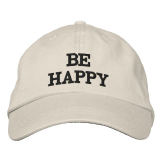 be happy hat