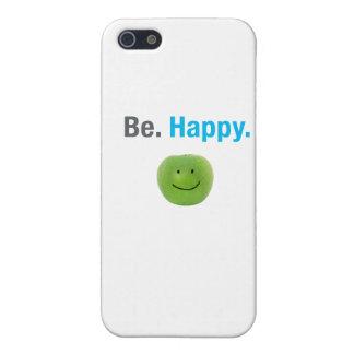 Be Happy i-phone Case