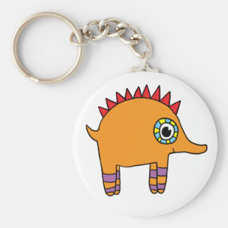 Be Happy! Keychain