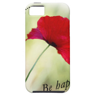 """Be happy! - Love Yourself..."" iPhone SE/5/5s Case"