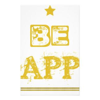 Be Happy Papeleria De Diseño
