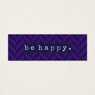 Be Happy Random Acts of Kindness Card