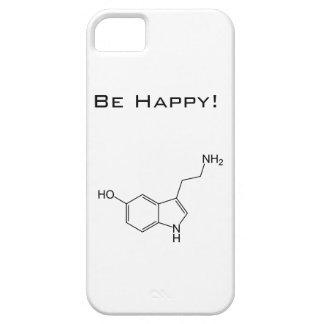 Be Happy! Serotonin iPhone 5 Case