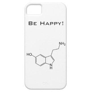 Be Happy! Serotonin iPhone 5 Cover