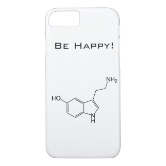 Be Happy! Serotonin iPhone 7 case