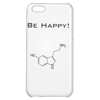 Be Happy! Serotonin iPhone 5C Case