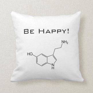 Be Happy! Serotonin Pillow