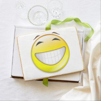 Be Happy Shortbread Cookie
