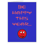 Be HAPPY this year... Card