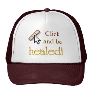 Be Healed Hats