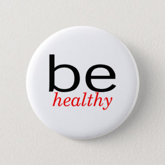 Be Healthy Button