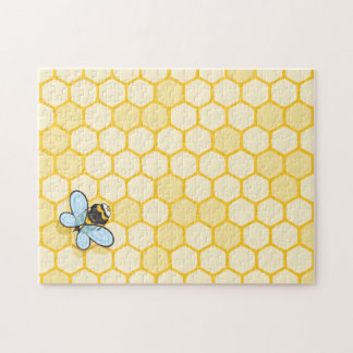 Be Hive Jigsaw Puzzle