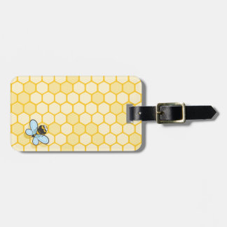 Be Hive Luggage Tag