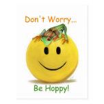 Be Hoppy!  Postcards