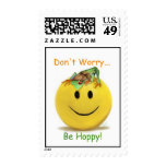 Be Hoppy!  Stamps