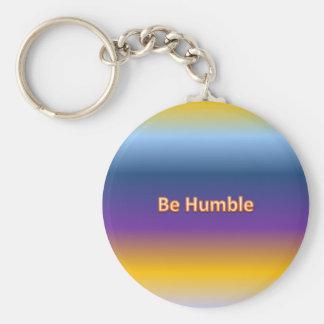 be humble keychain