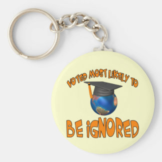 Be Ignored Keychains