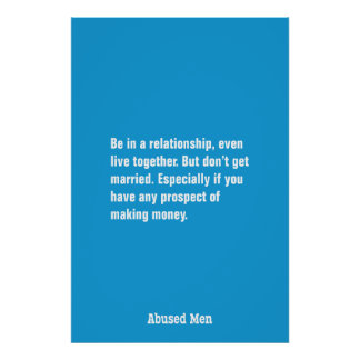 Be In A Relationship, Even Live Together Poster